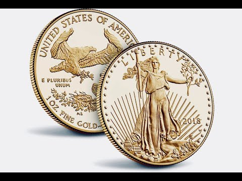 2018 W-1 OZ American Eagle Gold Proof Coin/(Sensational).