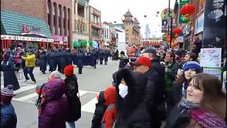 2019 Chicago Chinatown Lunar New Year Parade