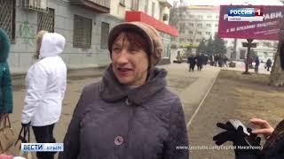 ВестиКрым.рф// Украинская истерика или как на херсонщине ищут сепаратистов