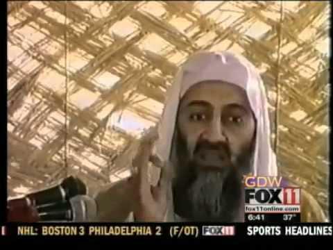 Osama bin Laden Interview with Jason Brozek