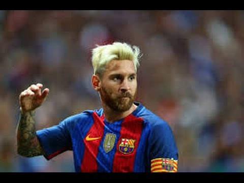 Lionel Messi The Blonde Magician 2016 HD
