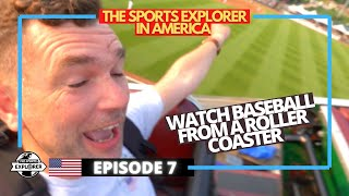 Episode 7: Does Altoona Curve have the most exhilarating seat at a ballpark in America?
