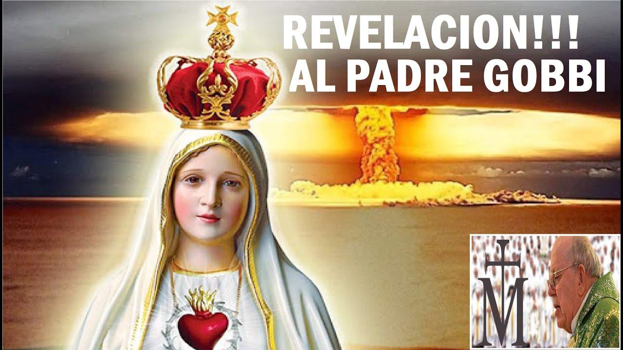 Impresionante Mensaje de la Virgen María al Padre Gobbi donde le revela los Secretos del Apocalipsis