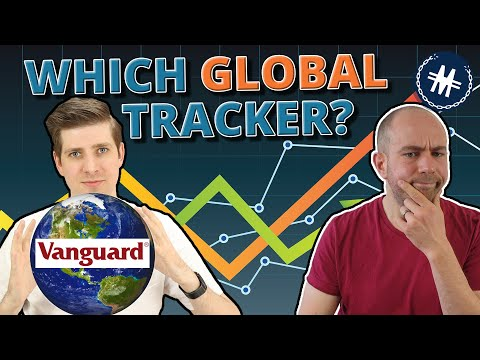 Vanguard: Invest In Which Global Tracker Fund? Vanguard Lifestrategy Vs FTSE All-World ETF