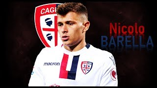 NICOLO BARELLA - Goals & Skills | 2019 | Cagliari