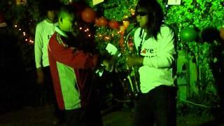 主後2012年楓農教會耶誕晚會之阿呼樂團