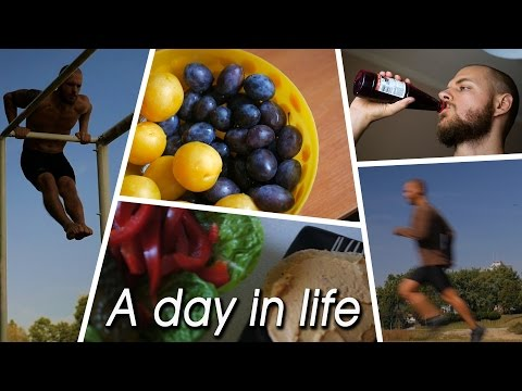 A Day in Life of a Calisthenics Athlete