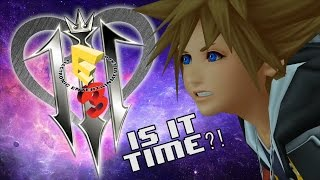 kingdom hearts 3 at e3 2017? is it time?