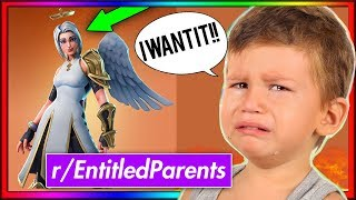 r/EntitledParents | My Son Needs That Fortnite SKIN!! | ep. 5