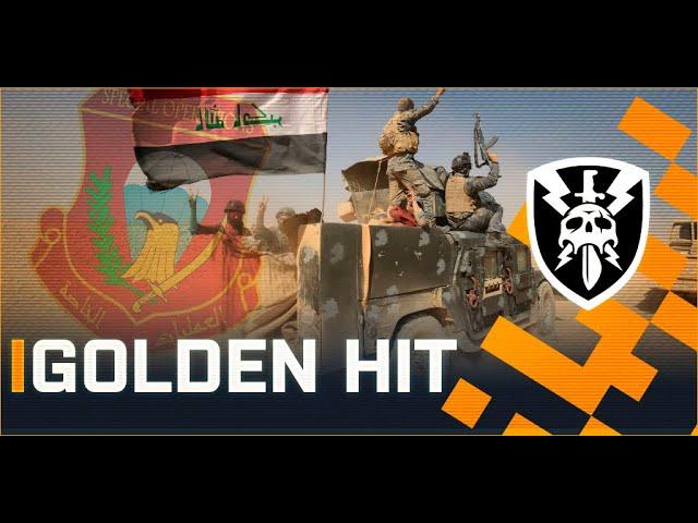 [ESP] GOLDEN HIT. FUERZAS ESP IRAK.@SquadAlpha_es.#ARMA3#LIVE#MILSIM