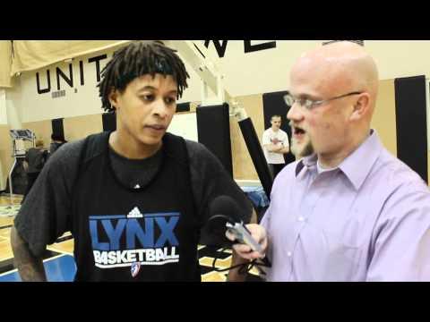 Stephen Litel interviews Seimone Augustus May 15 2011