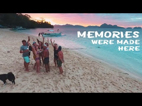 PRIVATE TROPICAL BEACH CAMPING - (El Nido Tour MUST DO!)