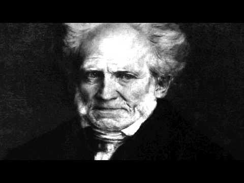 Schopenhauer : Le monde comme volonté et comme représentation