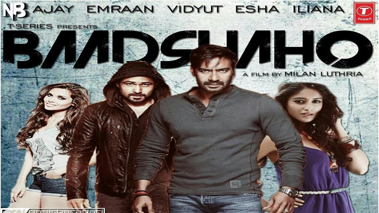 Download How to download Badshaho Full movie hd