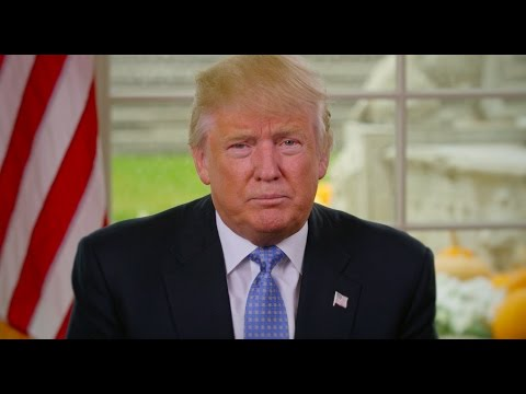 Thumbnail: A Message from President-Elect Donald J. Trump