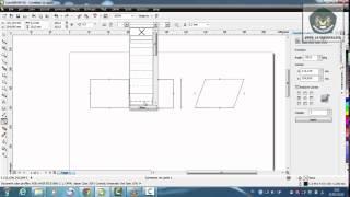 Membuat Persegi, Persegi Panjang, Jajaran Genjang, dan Trapesium dengan Corel Draw