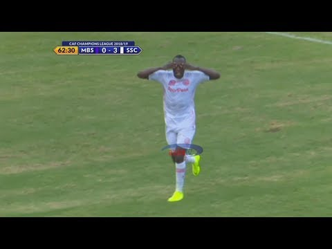 MAGOLI: MBABANE SWALLOWS 0-4 SIMBA SC (CAF CL - 04/12/2018)