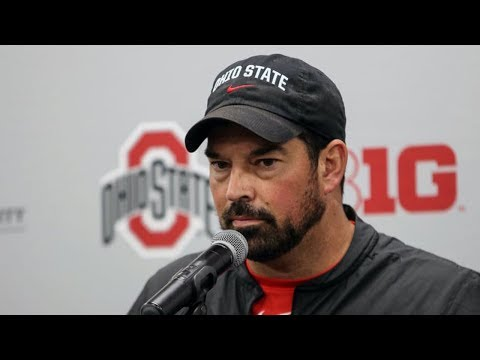 Ryan Day names Justin Fields Ohio State starting QB