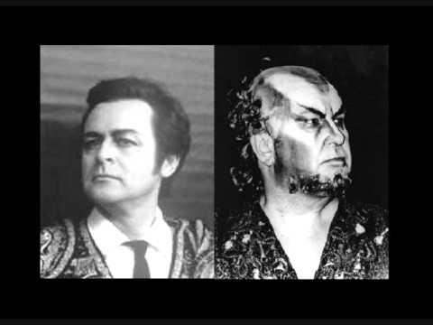José van Dam & Tomislav Neralic-Don Carlo-Duet-