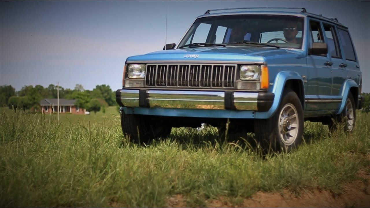 1989 Xj Jeep Cherokee Manual 4 0 4x4 How To Make An Suv