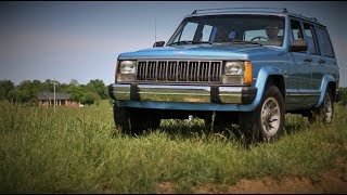 1989 XJ Jeep Cherokee Manual 4.0 4x4: How to Make an SUV the Right Way!