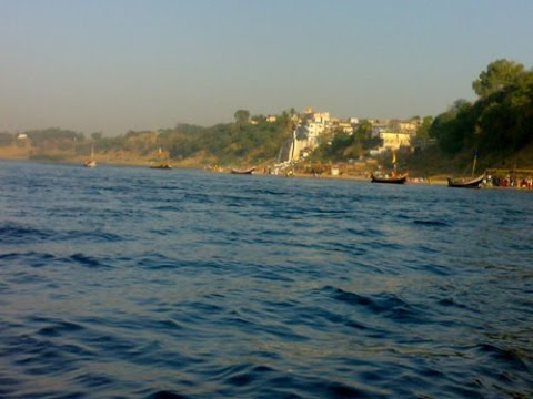 Narmada River Chanod Gujrat India