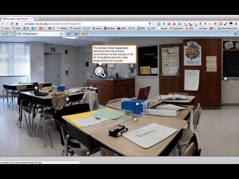 my classroom on google sketchup - YouTube  |Classroom