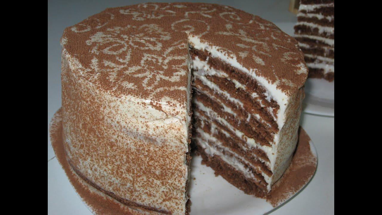 как сделать торт рецепт и как делать