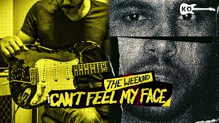 The Weeknd Can 39 t Feel My Face Electric