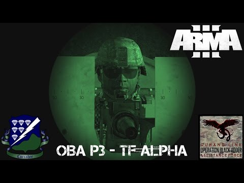 Op Black Adder Phase 3 - Task Force Alpha
