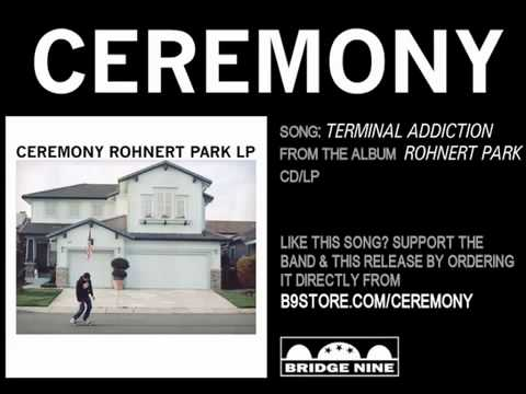 Terminal Addiction by Ceremony