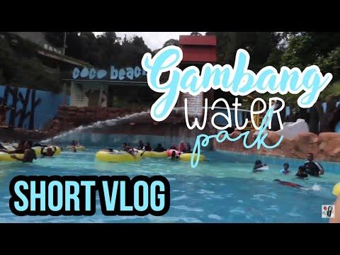 Gambang Water Park Trip 💦