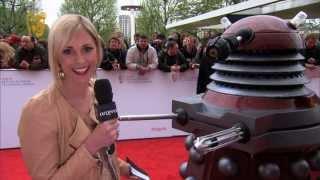 Red Carpet Highlights: Arqiva BAFTA Television Awards in 2013