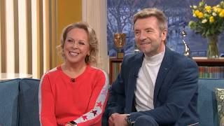 Jayne Torvill and Christopher Dean This Morning 27/01/2019