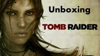 [Unboxing] Tomb Raider 2013 [European Steelbook Edition]