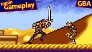 The Scorpion King: Sword of Osiris ... (GBA)