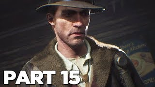 THE SINKING CITY Walkthrough Gameplay Part 15 - THE ORDER (FULL GAME)