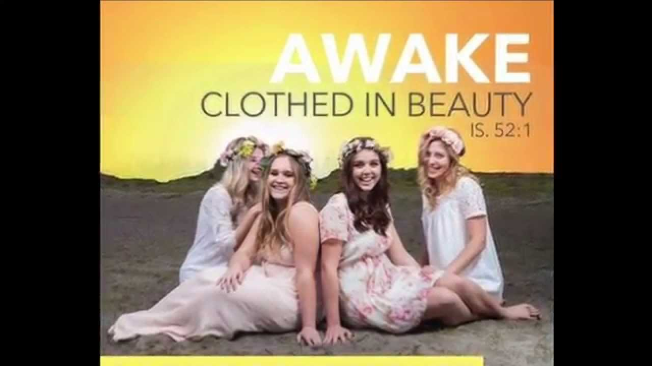 awake, clothed in beauty ladies conference, may 21-23, 2015 - youtube