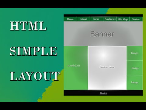 Html5 Template Content