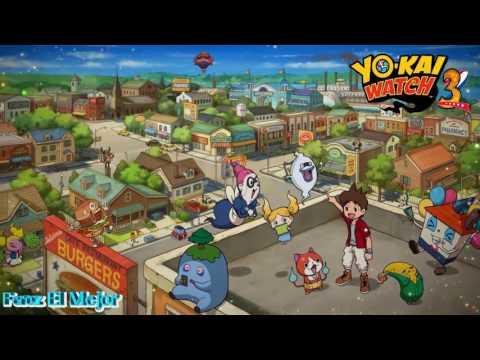 Yo-kai Watch 3   Music   Final Battle Theme 2