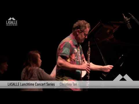 LASALLE Lunchtime Concert Series  Christina Tan Mar 20, 2017