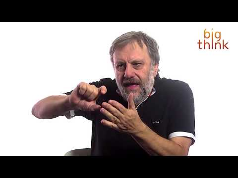 Slavoj Zizek​ Explains What's Wrong with Online Dating & What Unconventional Technology Can Actually Improve Your Love Life