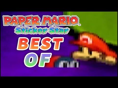 Paper Mario: Sticker Star! (Best Of Gaming SullyPwnz)