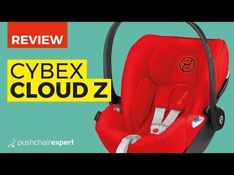 CYBEX Cloud Z Review - Pushchair Expert - Up Close
