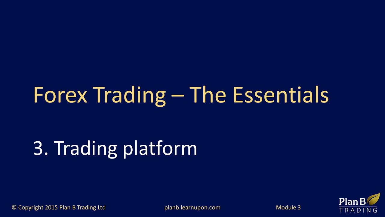 Forex Demo Account Trading