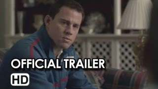 Foxcatcher Official Trailer #1 (2013) - Steve Carell, Channing Tatum