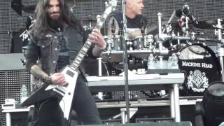 Machine Head I am hell (sonata in c#) LIVE Udine, Italy 2012-05-13 1080p FULL HD