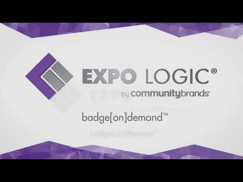 Event Badge Printing and Event Badges | Explogic
