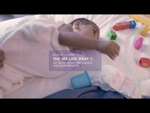SheaMoisture Baby Presents: The MF Life with Melanie Fiona - Episode 1