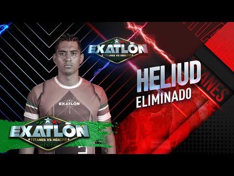Heliud Pulido se despide de la competencia a manos de Javier Márquez.   Episodio 154  Exatlón México